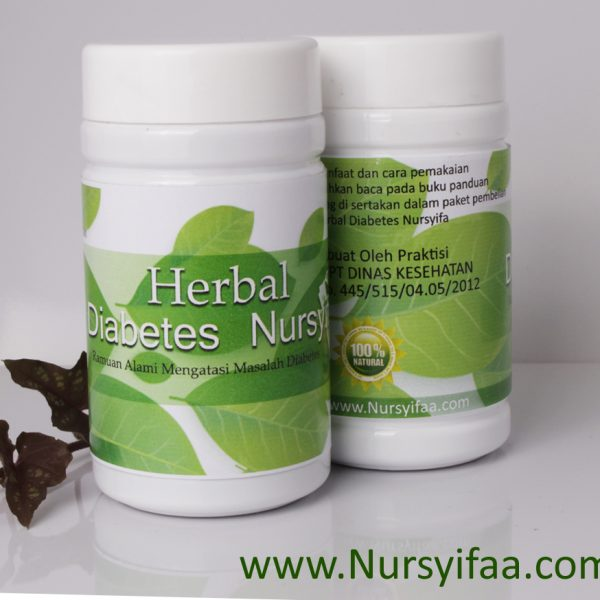 Herbal Diabetes Nursyifa